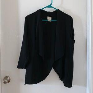 NWOT daytrip 3/4 sleeve blazer